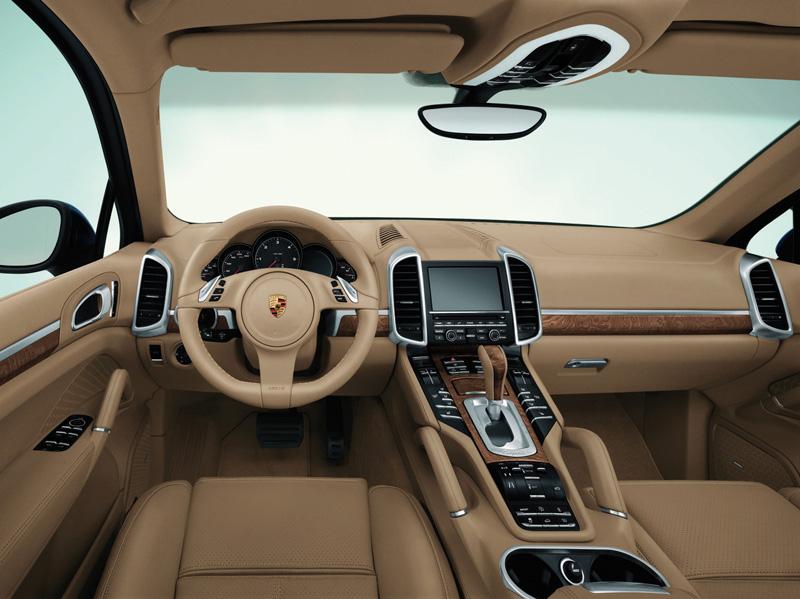 Porsche Cayenne Interior 2011. Back to 2011 Porsche Cayenne