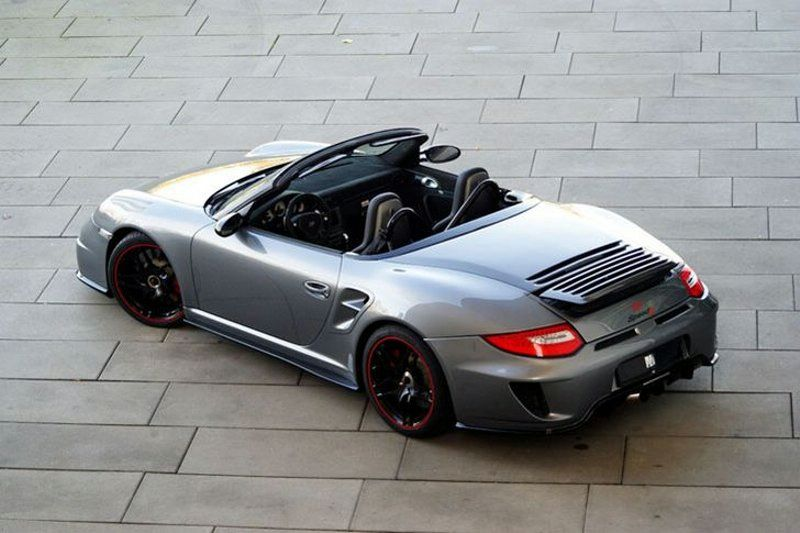 9ff Speed9 Porsche 997 Turbo