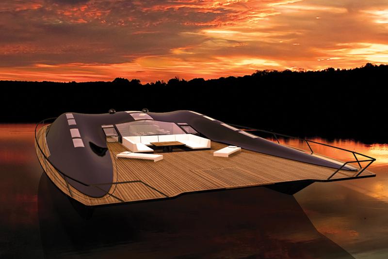 Ark Solar Boat Boats
