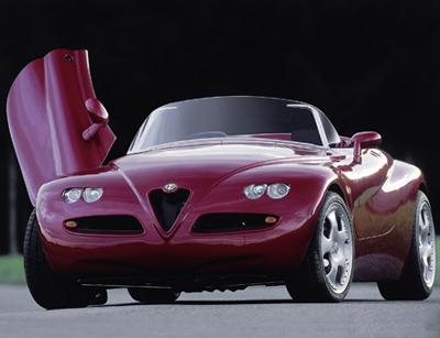 1996 Alfa Romeo Nuvola Concept. Alfa Romeo Issima | Concept