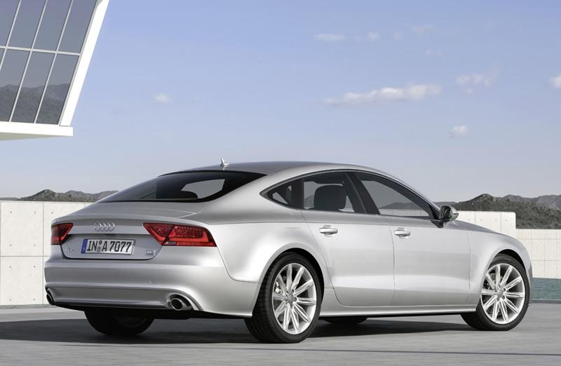 2011 Audi A7 Sportback Luxury Cars