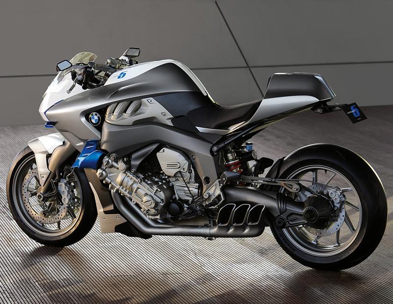 bmw motorrad concept 6 concept motorbikes. Black Bedroom Furniture Sets. Home Design Ideas