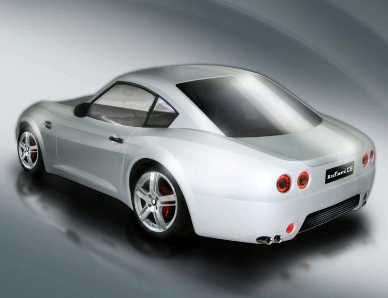 Bufori CS   Sports Car...