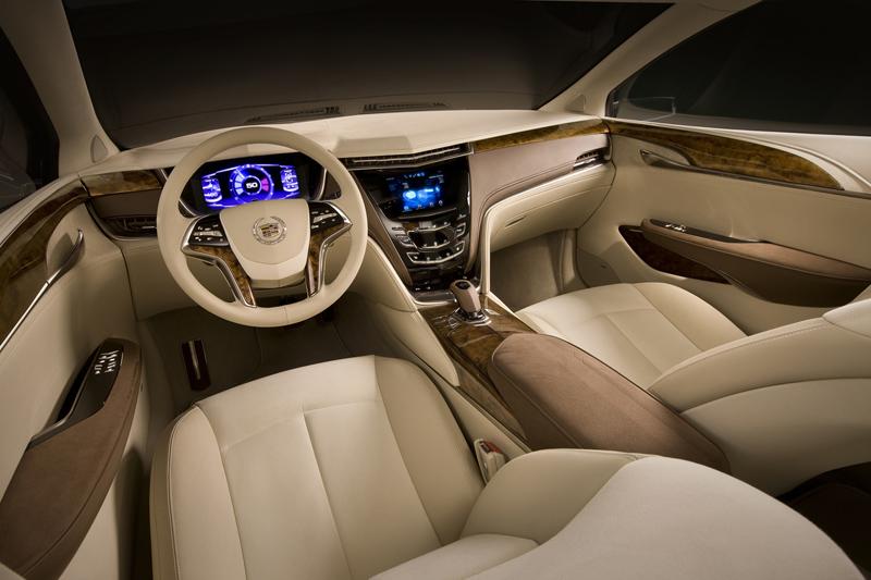 Cadillac Xts Platinum Concept Cars Diseno Art