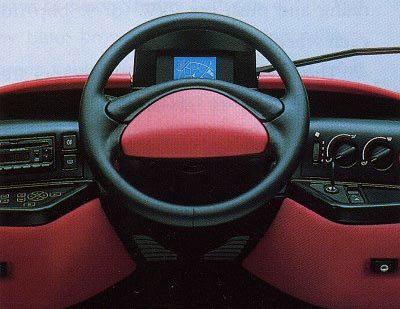Fiat Downtown Concept Cars Diseno Art