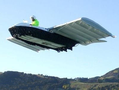 Flying Hovercraft