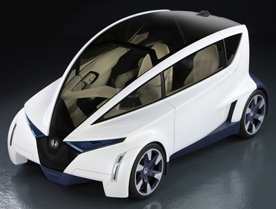 Honda P-NUT concept car