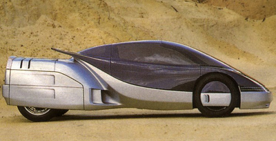 Iad Alien Concept Cars Diseno Art