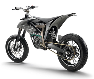 KTM Freeride electric motorcycle