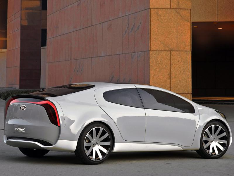 Kia Ray Concept Cars Diseno Art