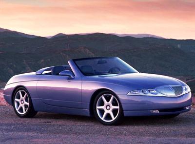 Lincoln L2K Concept Cars