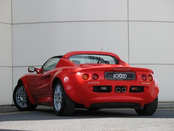 How Much Is a Lotus Elise