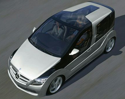 Mercedes - Benz F600 Hygenius concept