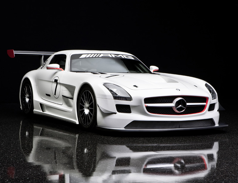 Mercedes benz sls amg gt3 sports cars for Mercedes benz sports cars