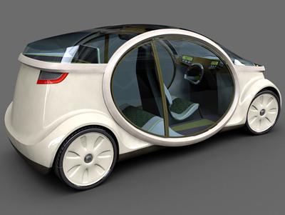 Hydro Powered Car