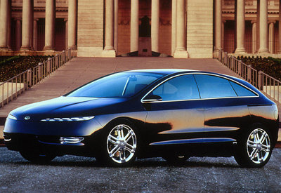 Oldsmobile Profile concept car