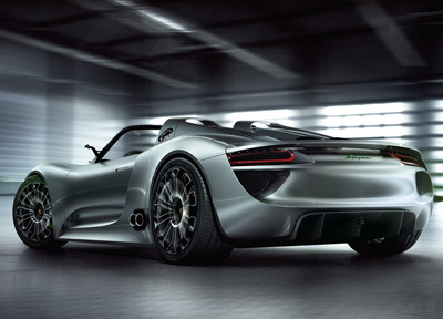 porsche 918 spyder concept concept cars diseno art. Black Bedroom Furniture Sets. Home Design Ideas