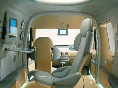 Renault Pangea Concept Cars Diseno Art