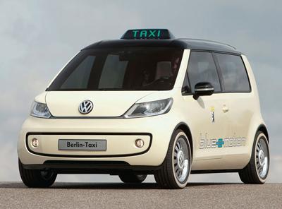 volkswagen berlin taxi concept cars diseno art. Black Bedroom Furniture Sets. Home Design Ideas