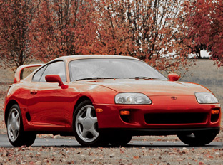 Toyota Supra Original on Original Toyota Supra Red Jpg