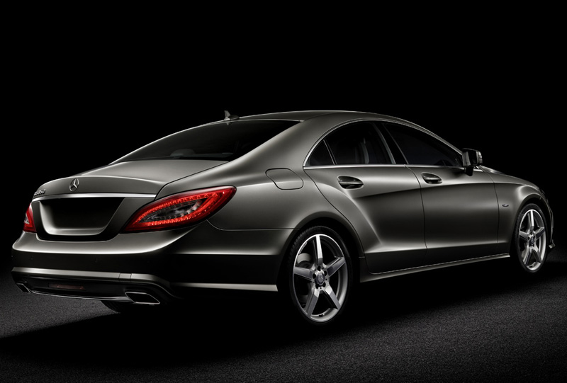 Four Door Sports Cars >> 2012 Mercedes-Benz CLS | Luxury Cars