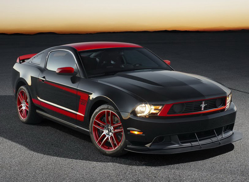 2012 ford mustang boss 302 sports cars. Black Bedroom Furniture Sets. Home Design Ideas