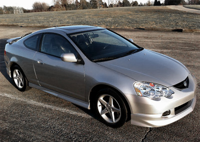 Acura Rsx Type S on Acura Integra Radio Code