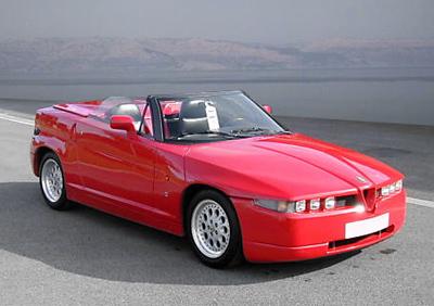 Alfa Romeo RZ | Sports Cars