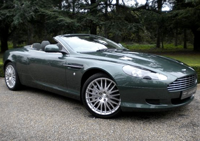 Aston Martin DB9 volante | Sports Cars