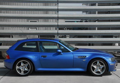 Bmw Z3 M Coupe Sports Cars