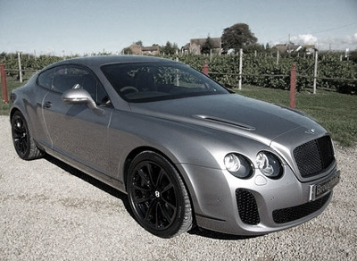 Bentley Continental Supersports SS
