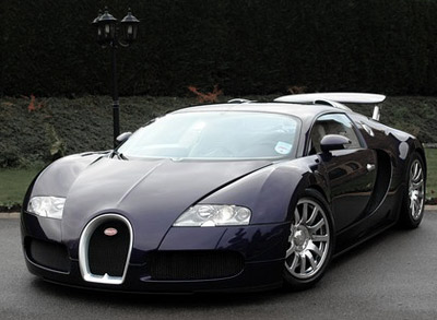 Bugatti Veyron Sports Cars Diseno Art