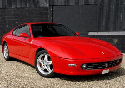 Ferrari 456M GT | Sports Cars