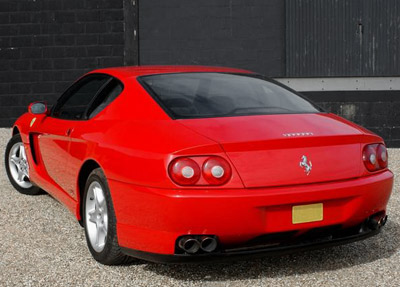 ... Sports vehicles > Sports cars > Ferrari 456M GT