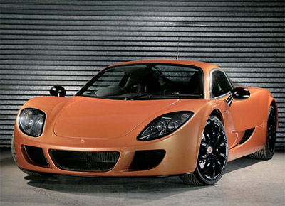 Ginetta F400 | Sports Cars