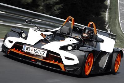 Ktm X Bow R Sports Cars