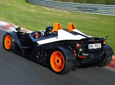 KTM X-Bow R | Sports Cars