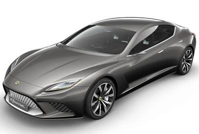 Lotus Eterne Concept Cars Diseno Art