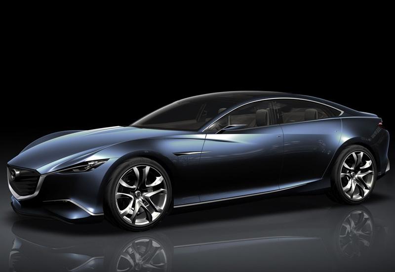 Used Mazda Rx8 >> Mazda Shinari | Concept Cars | Diseno-Art