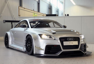 Raeder Audi TT RS