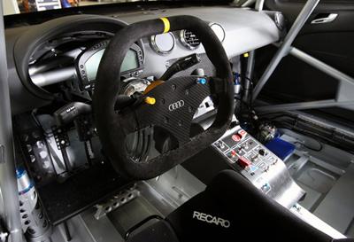 Raeder Audi TT RS interior