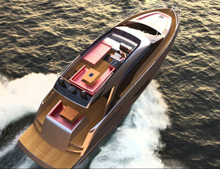 Sentori 50 L luxury yacht