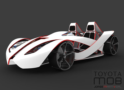 Toyota MOB concept car
