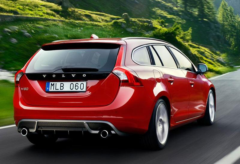 Volvo V60r. Volvo V60 R-Design