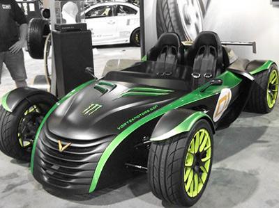 Vortex F1 | Sports Cars