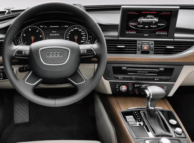 2011 Audi A6 Luxury Cars