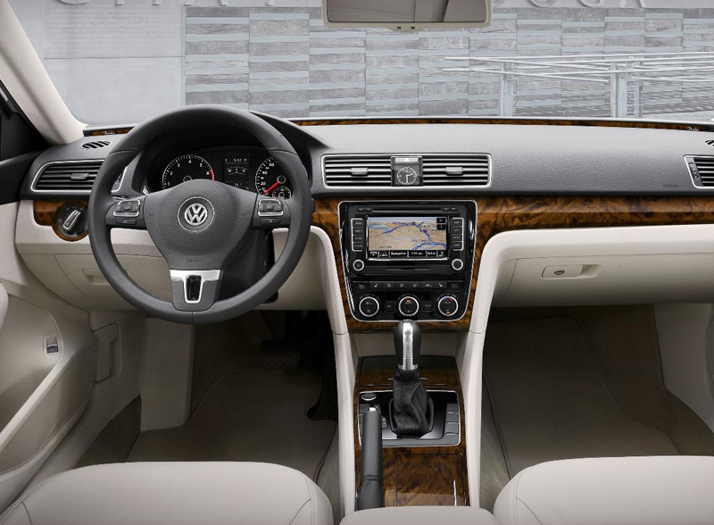 Все. фото Volkswagen Passat US …