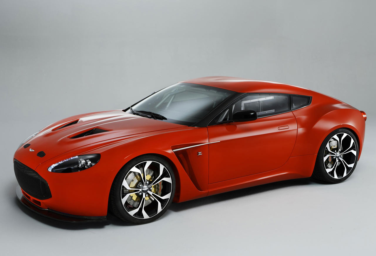 aston martin v12 zagato sports cars. Black Bedroom Furniture Sets. Home Design Ideas