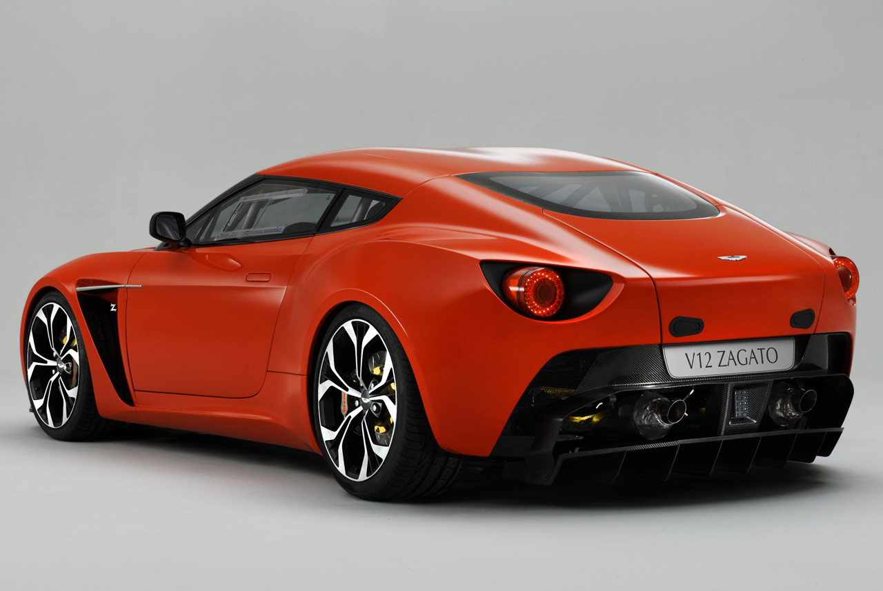 aston martin v12 zagato sports cars. Black Bedroom Furniture Sets. Home Design Ideas