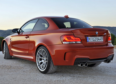 BMW 1 Series M Coupe | Sports Cars